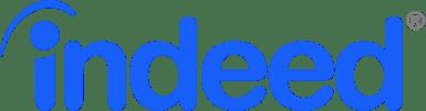 Logo for Indeed.com job postings website