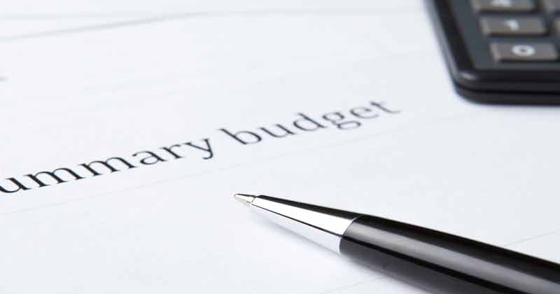 Budget for Care Planning
